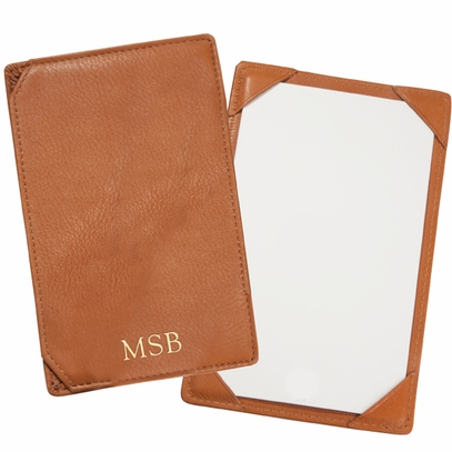 Personalized Leather Jotter
