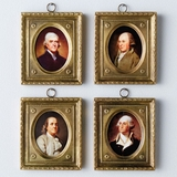 Portraits of the Founding Fathers