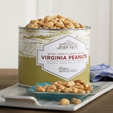 Salted Roasted Virginia Peanuts 40 oz.