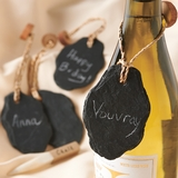 Slate Bottle or Gift Tags