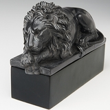 Sleeping Lion Box