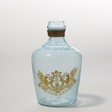 French Antique Replica Glass Bottle