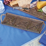 Small Water Vine Woven Tray