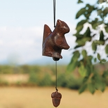 Squirrel Windbell