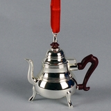 Steeped in Tradition Teapot Ornament