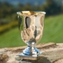 Sterling Reproduction Goblet with Gold-washed Interior