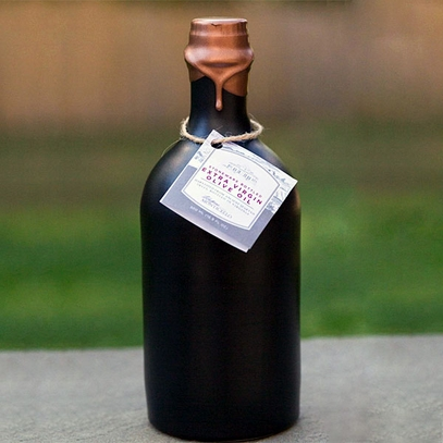 Stoneware Bottled Extra Virgin Olive Oil
