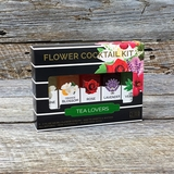 Tea Lover�s Floral Syrup Kit
