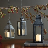 Tealight Lantern Set