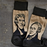Thomas Jefferson Socks
