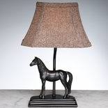 Thoroughbred Accent Lamp