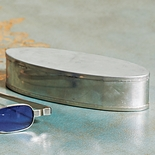 Tin Carrying Case