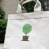 Topiary Garden Tote