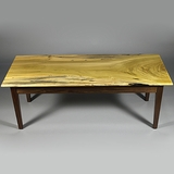 Tulip Poplar Coffee Table #3