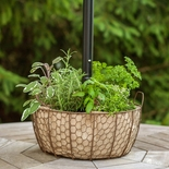 Umbrella Table Planter