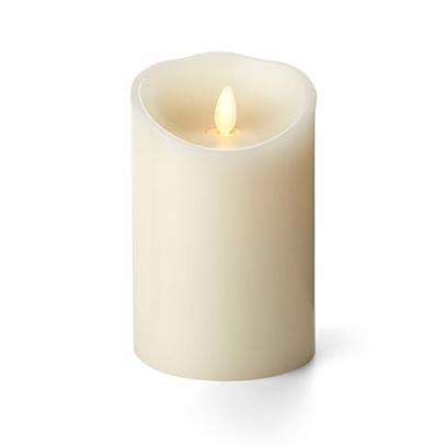 Vanilla Scented Flameless Candle 5