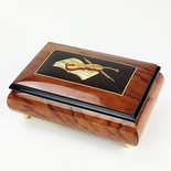 Violin Music Box