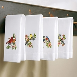 Virginia Bird Towels