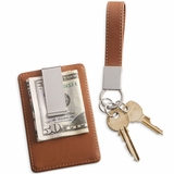 Wallet/Money Clip and Key Ring Duo