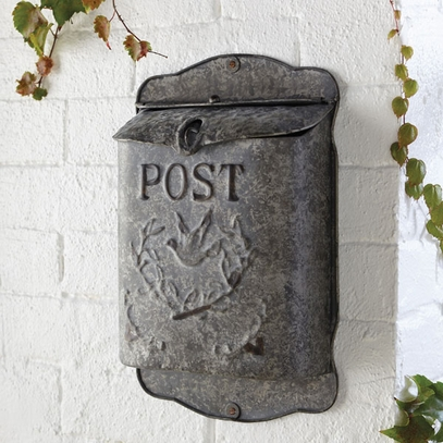 Weathered Post Box
