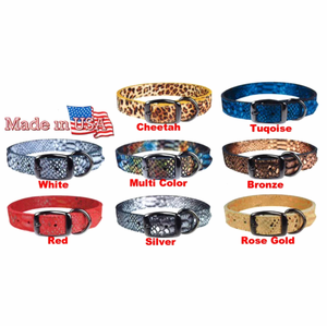 1/2 inch wide Native Collars