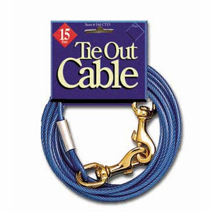 15 Ft. Tie-Out Cable