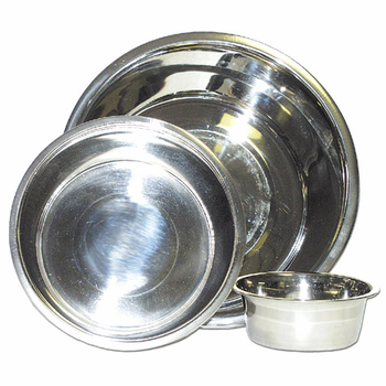 16 oz. Stainless Steel Dog Bowl