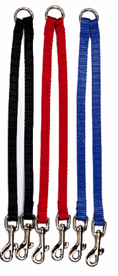 5/8 Inch Nylon Couplet for 2 Dogs