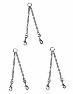 Chain Couplets For Dog Leads