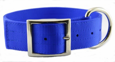 Dee-in-Front Bravo Dog Collar 1-1/2 Inches Wide