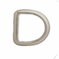 Dee Rings 3/4 inch for Dog Collars