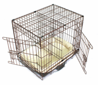 Grow and Go Dog Crates
