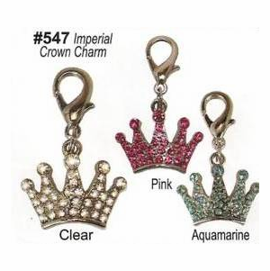 Imperial Crown Charms