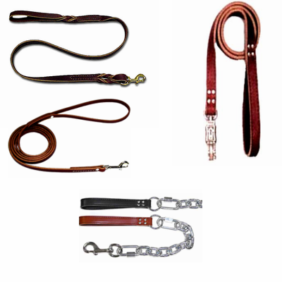 Leather Leads and Couplets