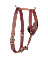 Leather Roading Harness