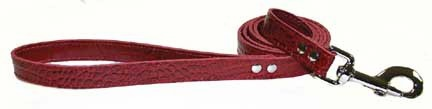 <font color=0000CC><B>Matching 3/4 wide Leash</B></font>