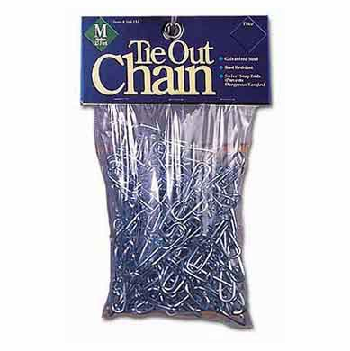 Medium Weight Tie-Out Chain