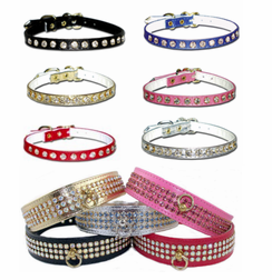 Rhinestone Collars On Sale