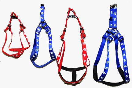 Padded Step In Harness size X-Small
