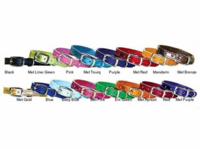 Pocket Pups Leather Dog Collars