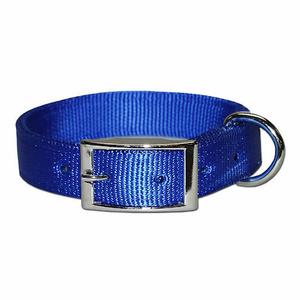 Regular Bravo Nylon Dog Collar 1 Inch Wide