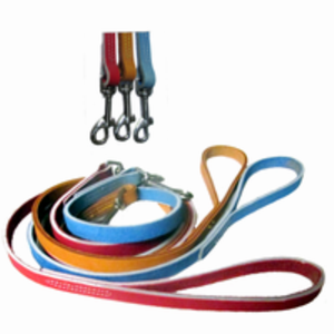 Leather Dog Leashes on SALE