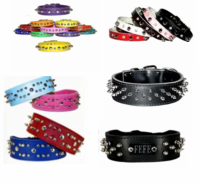 Spiked Collars