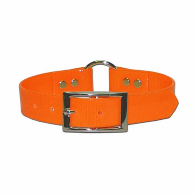 SunGlo Dog Collar Center Ring 1 Inch Wide size 30