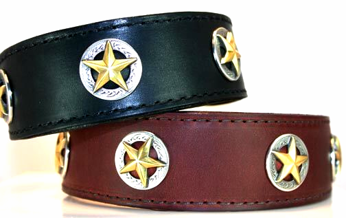 The Texas Star Ranger Collar