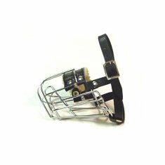 Wire Basket Dog Muzzle Small Breed