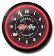 1953-1955 Corvette Neon Clock, Quality