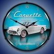 1953 Corvette LED Lighted Clock
