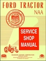 1953 Ford Tractor NAA Service Shop Manual