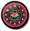 1956-1957 Corvette Neon Clock, High Quality